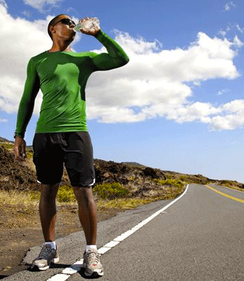 heat-illness-exercise-water
